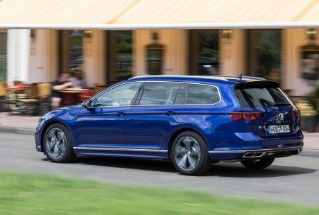 цена за оперативен лизинг на VW Passat Estate