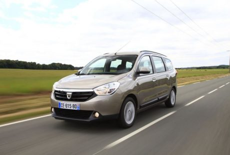 Dacia lodgy 1