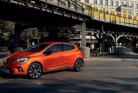 Renault clio v 6