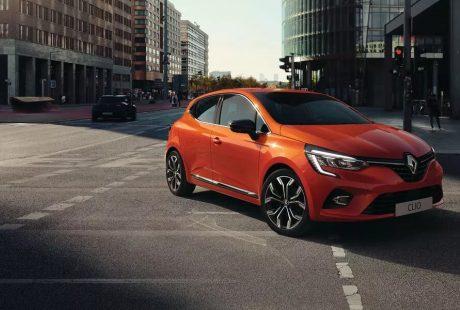 Renault clio v5