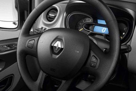 Renault trafic van 3