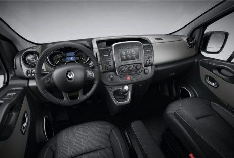 Renault trafic van 5