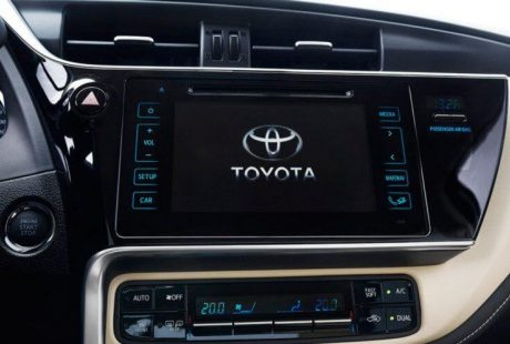 Toyota corolla sedan 2