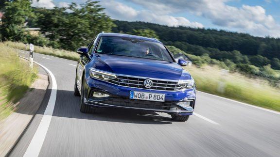 VW Passat Estate - оперативен лизинг