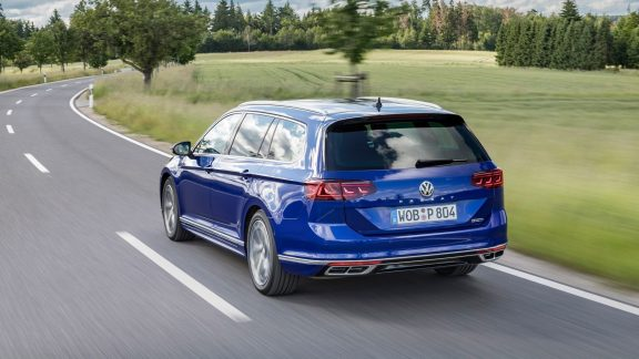 VW Passat Estate Технически спецификации