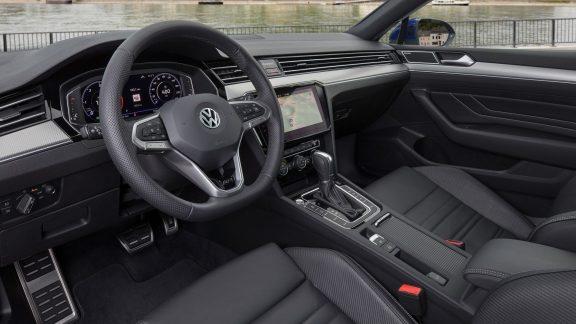 VW Passat Estate от Top Lease