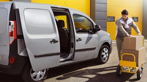 Renault Kangoovan 3