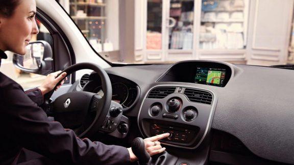 Renault Kangoovan 4