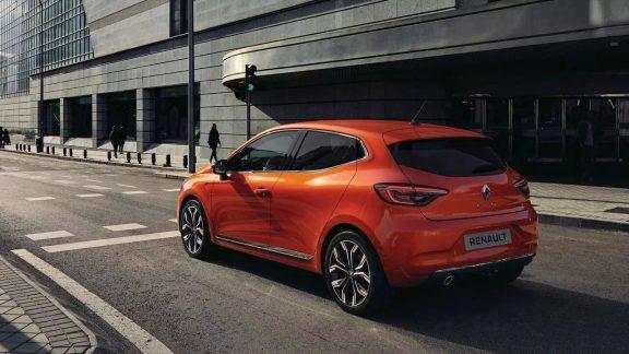 Renault clio v 4