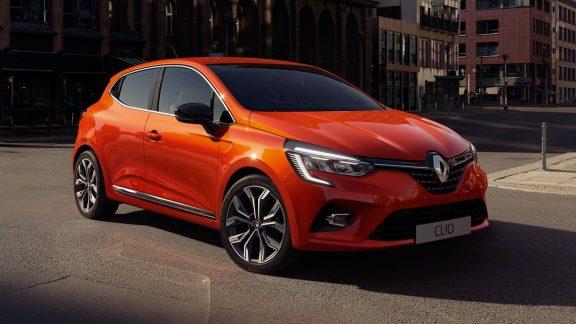Renault clio v 7