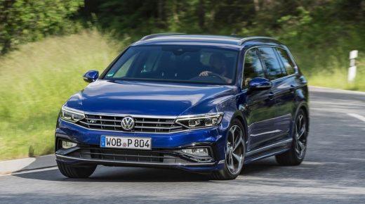 Оперативен лизинг на VW Passat Estate