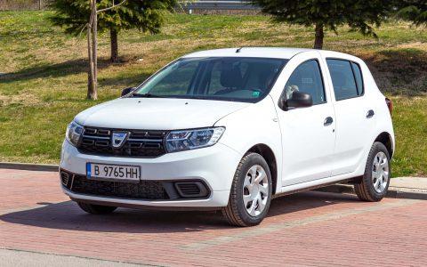 Dacia sandero 2020 2 min